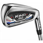 KING SPEEDZONE ONE LENGTH INDIVIDUAL IRONS -- Choose Hand,Loft,Shaft and Flex