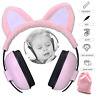 Baby Ear Protection Ear Muffs Noise Reduction Hearing Protection for Infant US