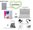 Tablet PC W/Keyboard New Sys10.1 Dual Core,3G/4G Phone Android 0.7 Wi-Fi Blu/6GB