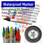Waterproof Permanent Paint Marker Pen for Car Tyre Tire Tread Rubber Metal Wood