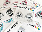 Face jewels sticker Make Up Adhesive Temporary Tattoo Body Art Gems Rhinestone $3.5 USD on eBay