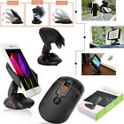 360° Universal Car Dashboard Cell Mobile Phone GPS Mount Holder Stand Cradle US