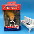 Presedent Donald Trump Collectible Troll Doll Make America Great Again Fig-SL image