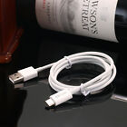 USB-C USB 3.1 Type C Connector Sync Charging Cord Cable Fr Samsung S10 S9 Huawei