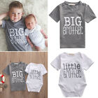 Kyпить Newborn Baby Boy Little Brother Romper Bodysuit Big Brother T-shirt Tops Clothes на еВаy.соm