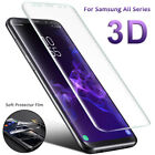 Soft Screen Protector Curved Full Cover HD Film for Samsung Galaxy Note9 S9 Nove