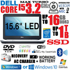 "Hot 15.6"" Dell Latitude I5 Laptop 🚩1tb Ssd 🚩16gb Ram 🚩wifi 🚩hdmi 🚩win 7 10"