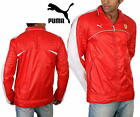 PUMA SF Scuderia Ferrari Men's Lightweight Track Jacket ✅ FREE UK SHIPPING ✅