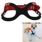 1X(Soft Suede Leather Small Pet Dog Harness for Puppies Chihuahua Yorkie TF6L6