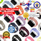 New Sport Silicone Strap Band For Apple Watch Series Se 6 5 4 3 21 38 40 42 44mm