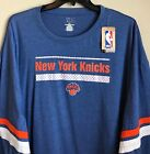 New York Knicks Men's Long Sleeve T-shirt Big Size 5XL Blue Tee Shirt Basketball on eBay