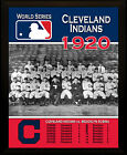 "CLEVELAND INDIANS 1920 World Series Champions Commemorative 8x10"" Plaque on Ebay"