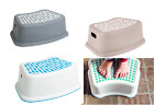 Anti-Slip Plastic Step Stool Booster Toilet Kids Potty Training Home Bathroom