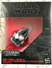 Star Wars The Black Series Titanium Vehicles & Starships Die-Cast Painted New