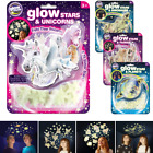 Original Glow Stars - Glow in the Dark Shapes Dinosaurs Unicorns Planets Fairies