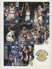 1996 NBA Hoops Team Sheets Uncut Sheet BJ Armstrong Donyell Marshall Rookie HOF on eBay