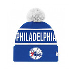 Philadelphia 76ers Youth Pom Knit NBA Beanie on eBay