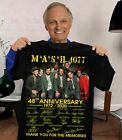 Mash 4077 48th Anniversary Thank You for the Memories Signatures T Shirt