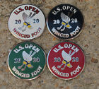 2020 US OPEN WINGED FOOT OFFICIAL EVENT LOGO GOLF BALL MARKER COLOR PICK