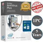 Mcafee Antivirus Plus 5 Years🔑1 Device🔥Windows, Mac,Android,iOS