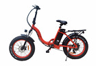 VTUVIA SF20 Fat Tire Foldable E-bike Electric Bicycle Germany All Terrain bike