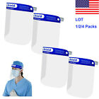 Kyпить Safety Full Face Shield Clear Dust-proof Dental Protector Guard Eyes Protection на еВаy.соm