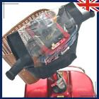 4pc Mobility Scooter Control Panel Tiller Cover+Front Basket Bag Liner & Cover
