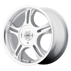 "4 American Racing AR95 15x7 4x100/4x4.5"" 35mm Machined Wheels Rims 15"" Inch $417.18 USD on eBay"
