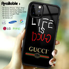 Life is Guccy41RCases For iPhone 6s X XR XS 11 Pro Max/Samsung Galaxy S20 S10