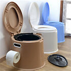 Kyпить 4 Color Portable Toilet Seat Travel Camping Hiking Outdoor Indoor Potty Commode на еВаy.соm