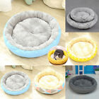 S/L Dog Bed Pet Cushion Beds House Soft Warm Kennel Blanket Nest Washable