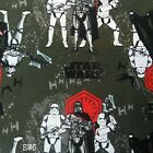 Star Wars Fabrics Cotton LAST JEDI 110cm wide PER 25CM 100% Cotton