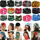 Kyпить US 60 Color U Pick Magic Tube Scarf Head Face Mask Snood Neck Cover Wrap Shawl на еВаy.соm