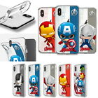 Avengers Clear Jelly Case for LG G7 / LG G7 ThinQ