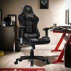 Racing Gaming Chair Ergonomic Pu Leather Swivel Office Computer Chairs Desk Seat