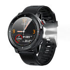 Microwear L15 LED Smart Watch ECG PPG Blood Pressure Heart Rate Sport Wristband