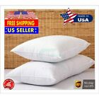 2X Pillow King Size Pillow Set of 2 Side Sleeping  new Luxury PillowS image