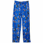 Star Wars All Over Images Sleep Pants Blue
