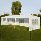 10'X30' Total Canopy Party Wedding Tent Outdoor Gazebo Iron Folding Party Tent