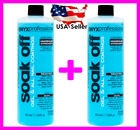 4 PACK Onyx Professional Soak Off Nail Gel & Polish Remover 16oz Coconut Scented
