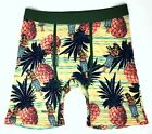 """Wear Your Life by PSD HULA PINEAPPLE Men's Boxer Brief SMALL (28"""" to 30"""")"""