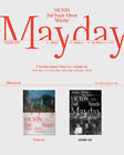 VICTON - Mayday (2nd Single Album) Album+Poster+Extra Photocards Set+Tracking No