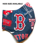 Boston Red Sox Face Mask Cotton **HIGH QUALITY** **SHIPS FAST** *3 SIZES** on Ebay