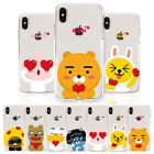 Kakao Friends Love Jelly Case for Samsung Galaxy S20 S20+ Ultra / S10 S9 S8 S7