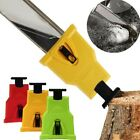 NEW Portable Easy Chainsaw Teeth Power Chain Sharpener Bar-Mount for Woodworking