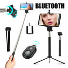 Selfie Stick Tripod Remote Desktop Stand Cell Phone Holder For iPhone Camera US