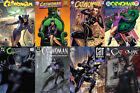 CATWOMAN 80th ANNIVERSARY 100-PAGE SUPER SPECTACULAR #1 VARIANT LISTING image