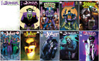 JOKER 80th ANNIVERSARY 100-PAGE SUPER SPECTACULAR #1 VARIANT LISTING (PUNCHLINE) image