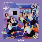 WEEEKLY - We are (1st Mini) CD+82p Photobook+2Photocards+Poster+Tracking no.
