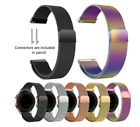 Samsung Galaxy Watch Active 2 40mm 44 magnetic Milanese Loop Strap Bracelet Band image